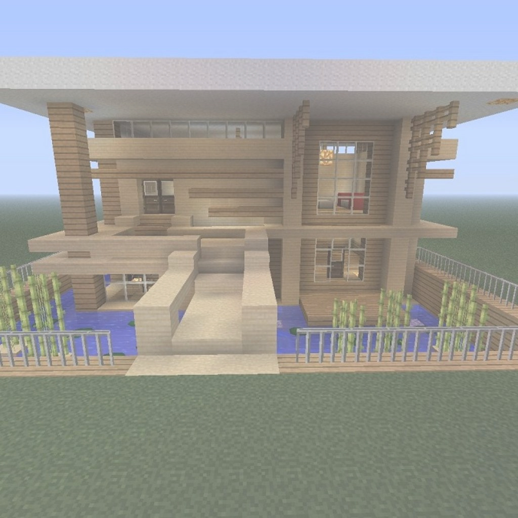 Elite Cool House Tutorial Minecraft Www.prophecyplat with Minecraft Small Cool Houses