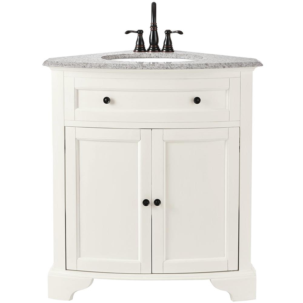 Elite Cottage - Bathroom Vanities - Bath - The Home Depot with regard to Unique Bathroom Sink With Cabinet