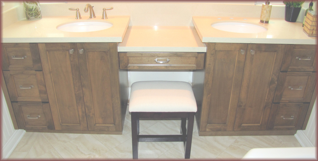 Elite Custom Cabinets, Custom Woodwork, And Cabinet Refacing |Huntington pertaining to New Custom Bathroom Vanity Cabinets