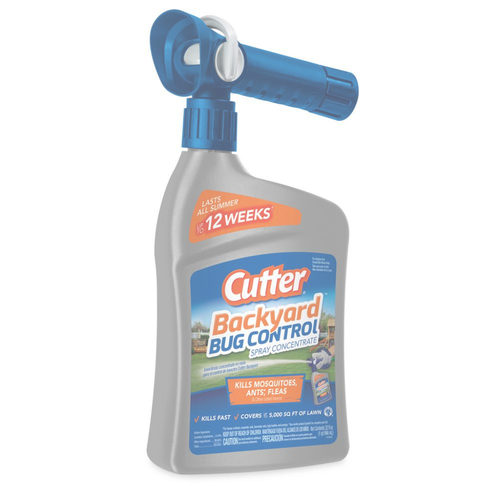 Elite Cutter 32 Fl. Oz. Concentrate Backyard Bug Control Spray-Hg-61067-6 with Cutter Backyard Bug Control Directions