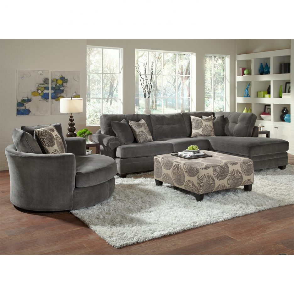 Elite Dayton 6 Piece Modular Sectional Morris Home Furniture Sectionals in Unique Living Room Dayton