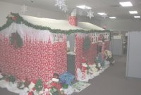 Elite Decorate Office Cubicles, Office Holiday Decor | Pinterest | Cubicle within Elegant Christmas Decoration Themes