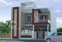 Elite Decorative House Plansk Consultants – Kerala Home Design And within Awesome Indian Home Exterior Design