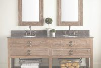 Elite Delightful Ideas Reclaimed Bathroom Vanity Weathered Gray Reclaimed throughout Weathered Wood Bathroom Vanity
