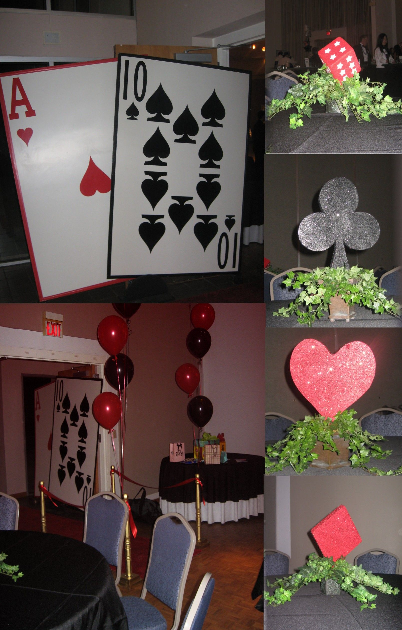 Elite Diy Casino Party Decorations | How To Make A Budget Diy Poker Theme in Awesome Casino Theme Party Decorations
