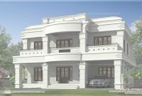 Elite Double Storied Luxury Home Exterior Kerala Design Floor – Kaf Mobile within Indian Home Exterior Design Photos Middle Class