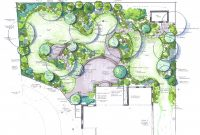 Elite Download Landscaping Blueprints | Garden Design with regard to Landscape Drawing Software