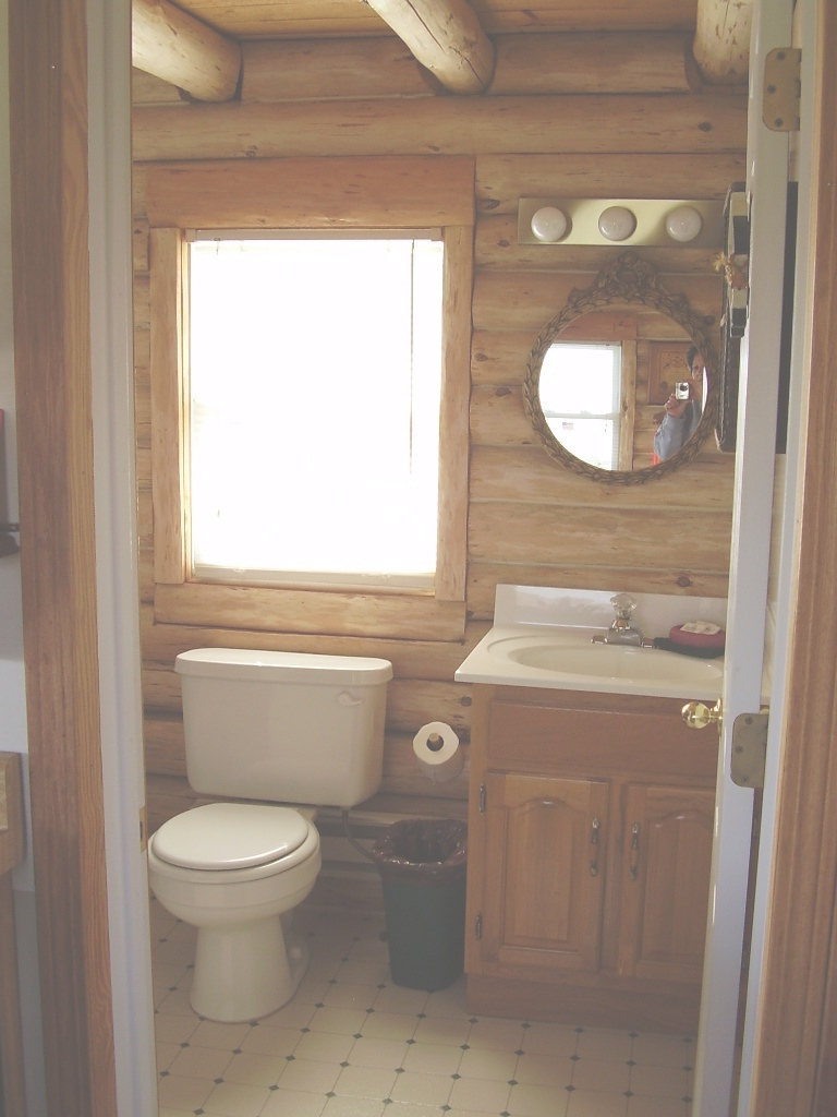 Elite Download Log Home Bathroom Designs | Androidtak intended for Cabin Bathroom Ideas