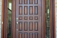 Elite Elegant Tremendous Wooden Single Front Door De #31223 in Main Door Images House