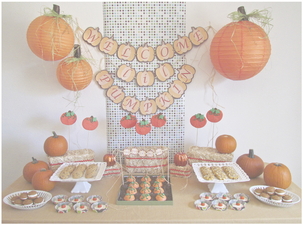 Elite Fall Baby Shower Decorating Ideas | Omega-Center - Ideas For Baby with regard to New Fall Baby Shower