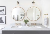Elite Fresh Illuminated Bathroom Mirror Brass Dkbzawebcom – Avaz International within Good quality Brass Bathroom Mirror