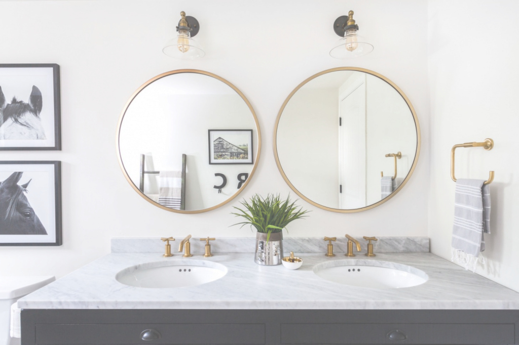 Elite Fresh Illuminated Bathroom Mirror Brass Dkbzawebcom - Avaz International within Good quality Brass Bathroom Mirror