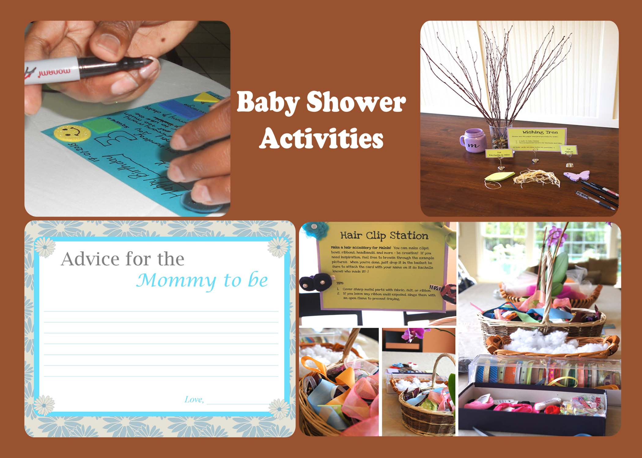 Elite Fun Baby Shower Activities throughout Baby Shower Activities