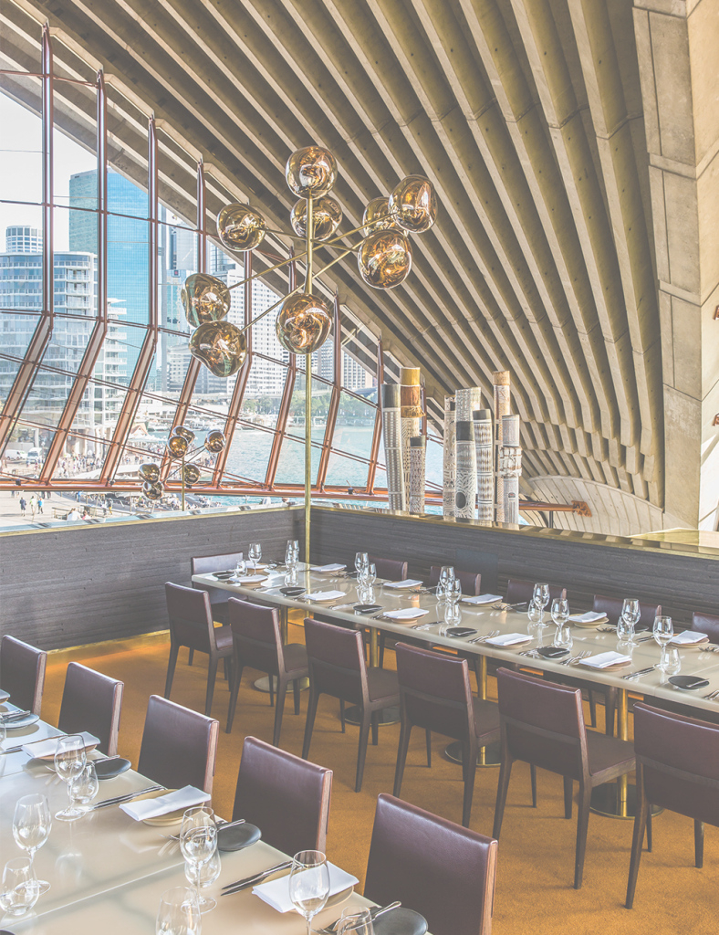 Elite Function Spaces For Your Event At Bennelong, Sydney Opera House intended for The Dining Room Sydney
