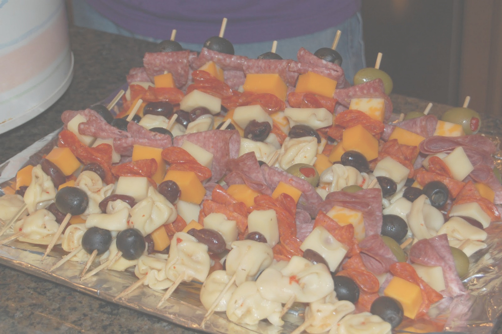 Elite Gallery: Appetizers For A Baby Shower, - Homemade Party Decor pertaining to Awesome Appetizers For A Baby Shower