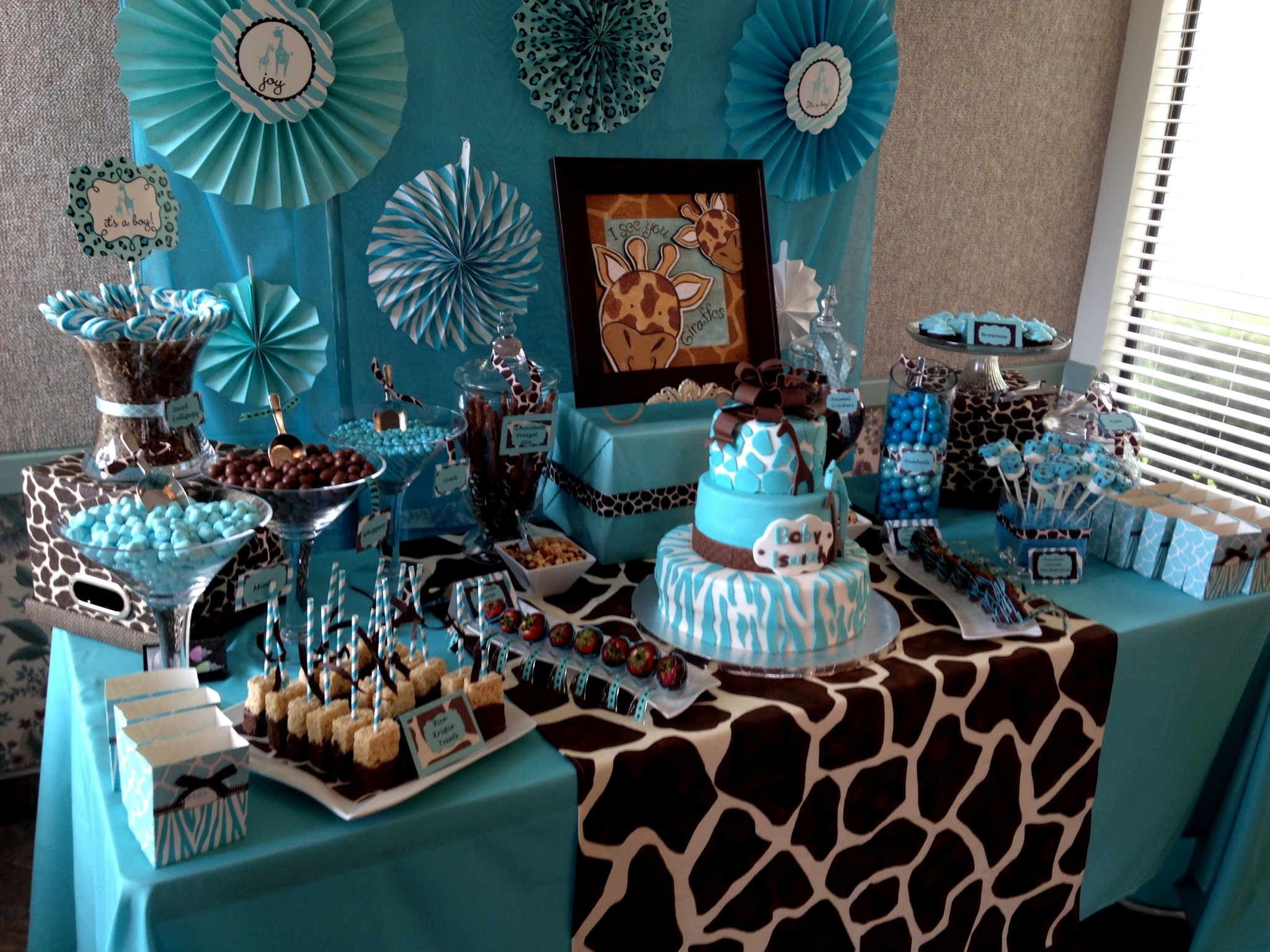 Elite Giraffe Baby Shower Ideas - Baby Ideas pertaining to Giraffe Themed Baby Shower