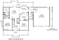 Elite Houseplans.biz | House Plan 2341-B The Montgomery B with regard to Good quality House Plans With Photos One Story