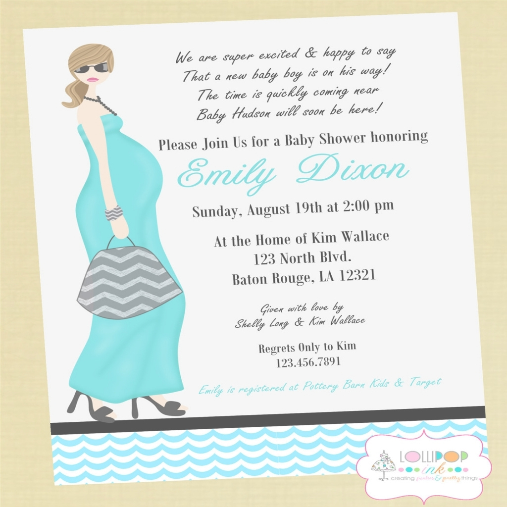 Elite Ideas For Second Baby Shower Cute Gift Creative Invitation Wording throughout 2Nd Baby Shower