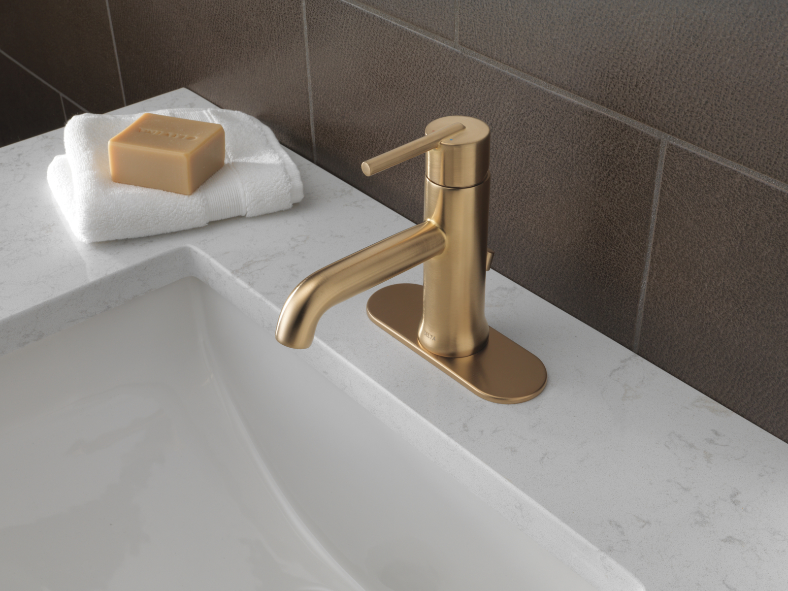 Elite Inspirational Delta Trinsic Bathroom Faucet 52 About Remodel Modern regarding Awesome Delta Trinsic Bathroom Faucet