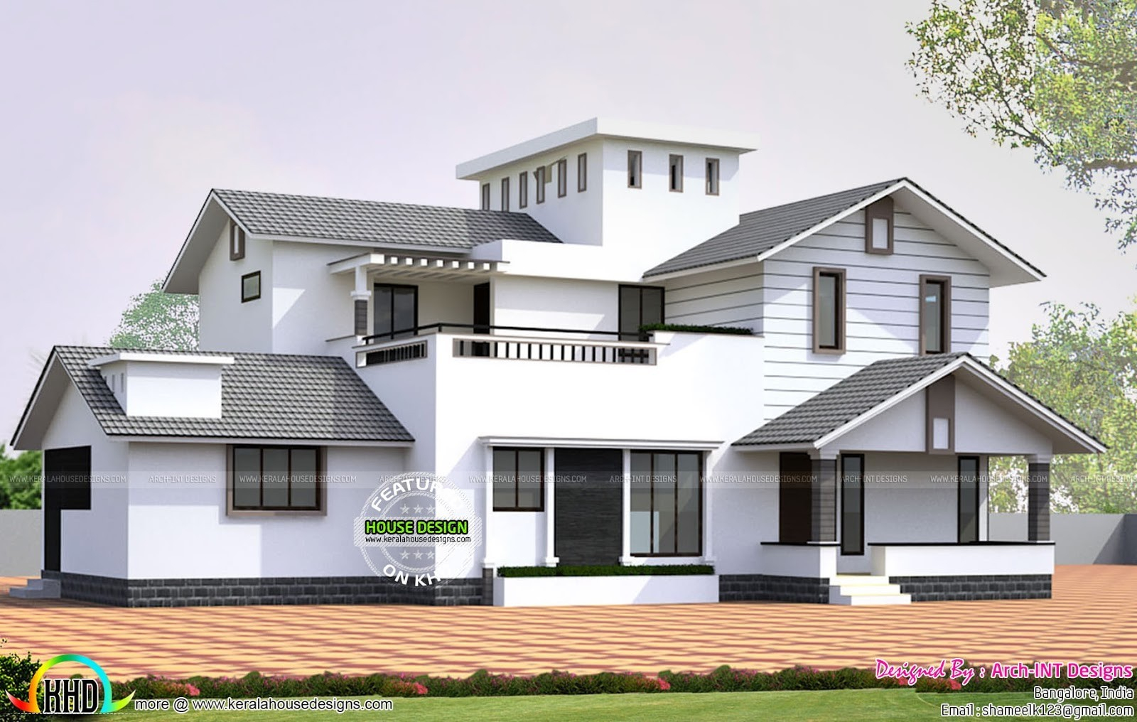 Elite Kerala Single Floor House Plans Fresh L Shaped House Plans Kerala within Fresh New House Plans In Kerala