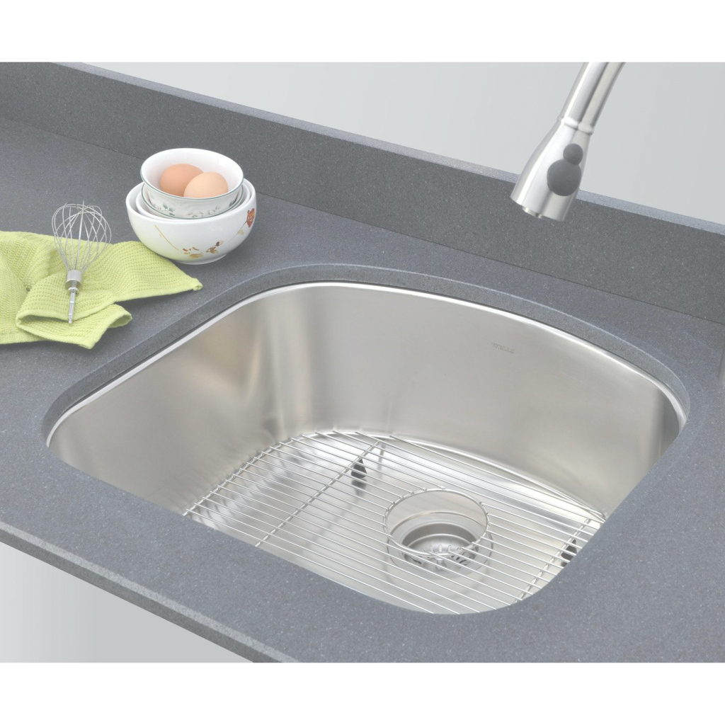 Elite Kitchen Sink Chicago Wells Series In Stainless Steel Single Bowl throughout Luxury Kitchen Sink Chicago