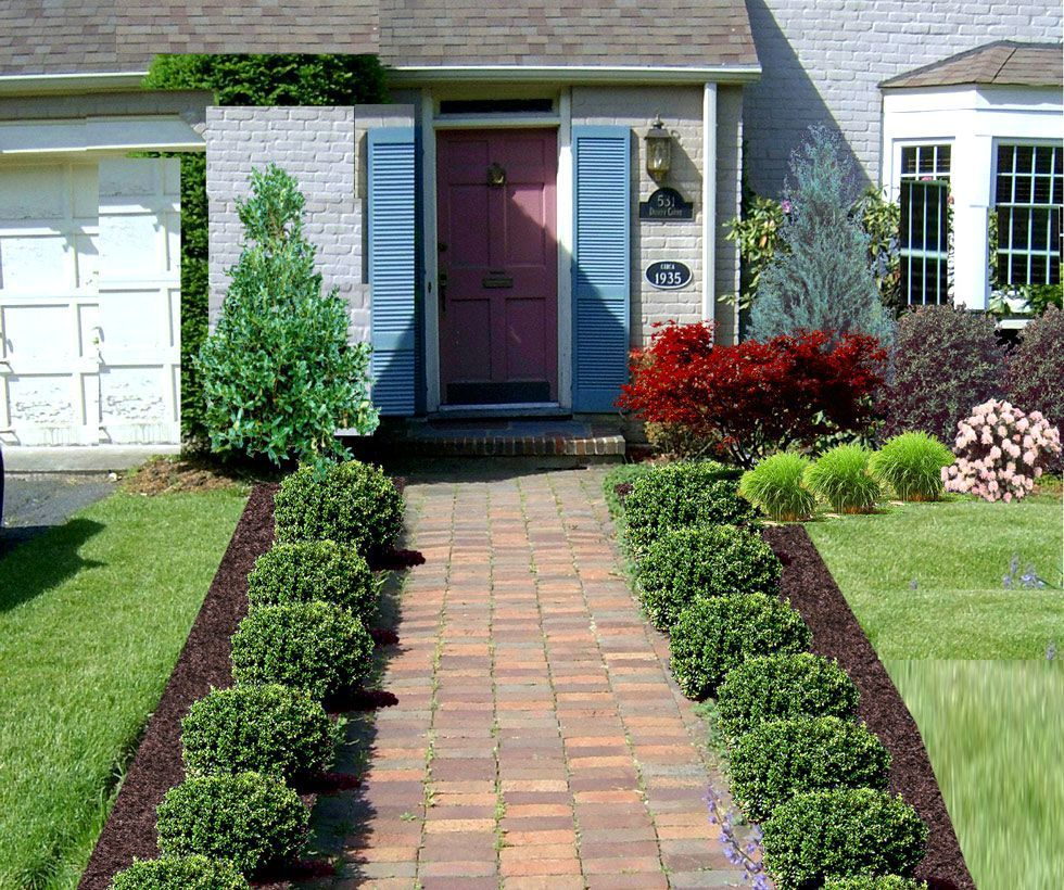 Elite Landscape Design Ideas For Small Front Yards - Http://cempedak.xyz pertaining to Inspirational Landscape Design Front Yard