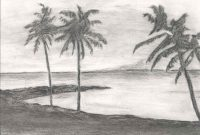 Elite Landscape Drawing Ideas Beach Landscape Drawing – Drawing Arts with regard to Landscape Drawing Ideas