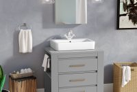 "Elite Latitude Run Kinchen 30"" Single Bathroom Vanity Set & Reviews 