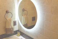 Elite Lighted Wall Mirror Shapes — New Home Design : Lighted Wall Mirror throughout Illuminated Wall Mirrors For Bathroom