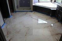 Elite Liquid Marble – Epoxy Coat Texas – Houston Epoxy Flooring with Beautiful Epoxy Bathroom Floor