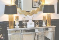 Elite Livelaughdecorate: A Black, White And Gold Reveal. Love This Color for Black White And Gold Living Room