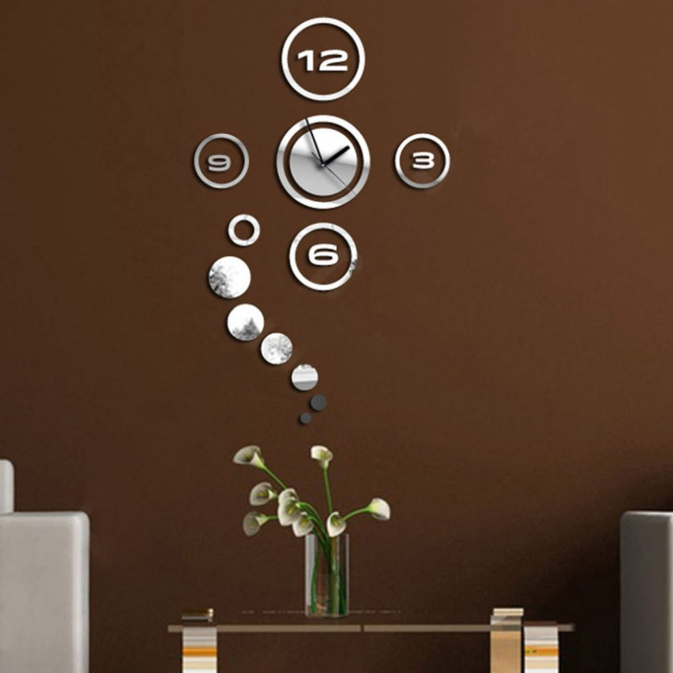Elite Livingroom : Living Room Wall Clocks The Clock Is On Of pertaining to Lovely Living Room Wall Clocks