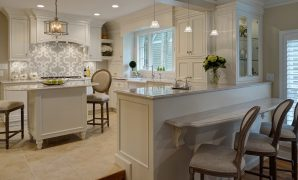 Elite Luxury Meets Character In Timeless Kitchen Design - Drury Design in Inspirational Timeless Kitchen Design