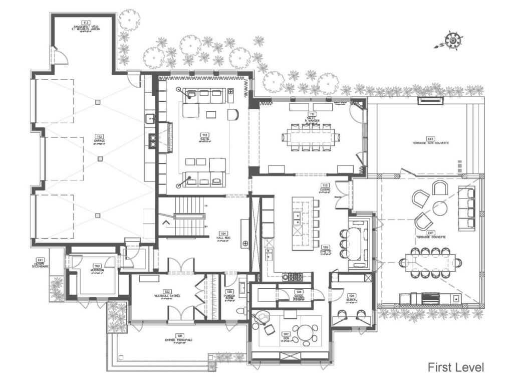 Elite Modern House Designs And Floor Plans for Beautiful Modern House Floor Plans