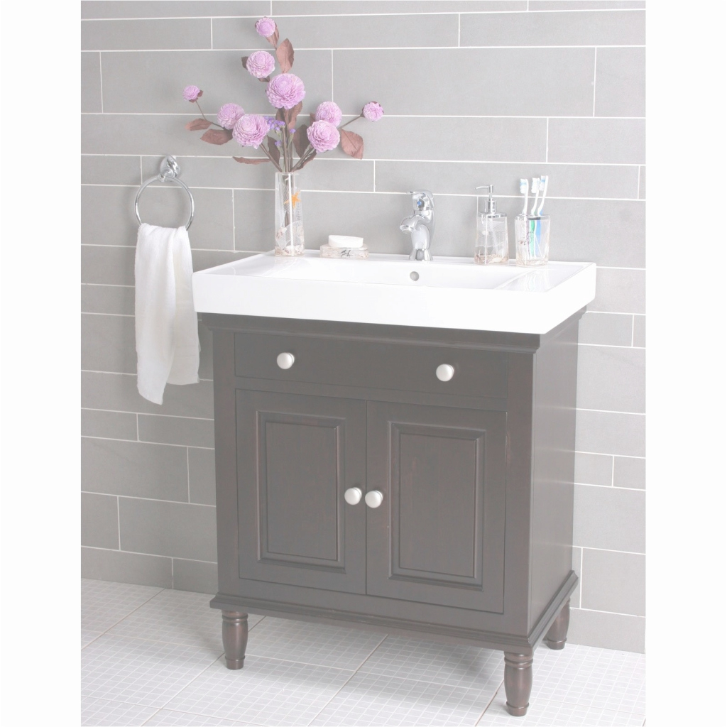 Elite Narrow Depth Bathroom Vanity With Fresh Cabinet Sink 2018 Decor 9 in Inspirational Narrow Depth Bathroom Vanities