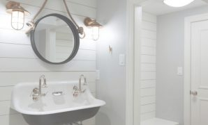Elite Nautical Bathroom Mirror - Bathroom Design Ideas inside Awesome Nautical Mirror Bathroom