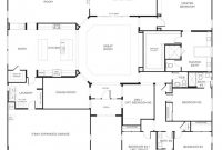 Elite Nice Home Designs : Single Story Floor Plans One Story House Plans regarding House Plans With Photos One Story