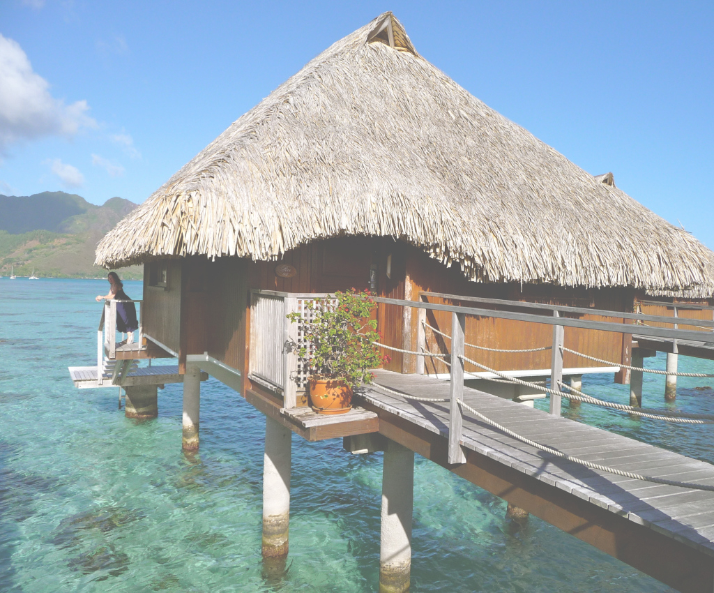 Elite Overwater Bungalows | Reeftraveler regarding Hawaii Overwater Bungalows