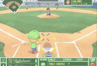 Elite Pablo Sanchez Goes Mlg – Youtube in Pablo Sanchez Backyard Baseball