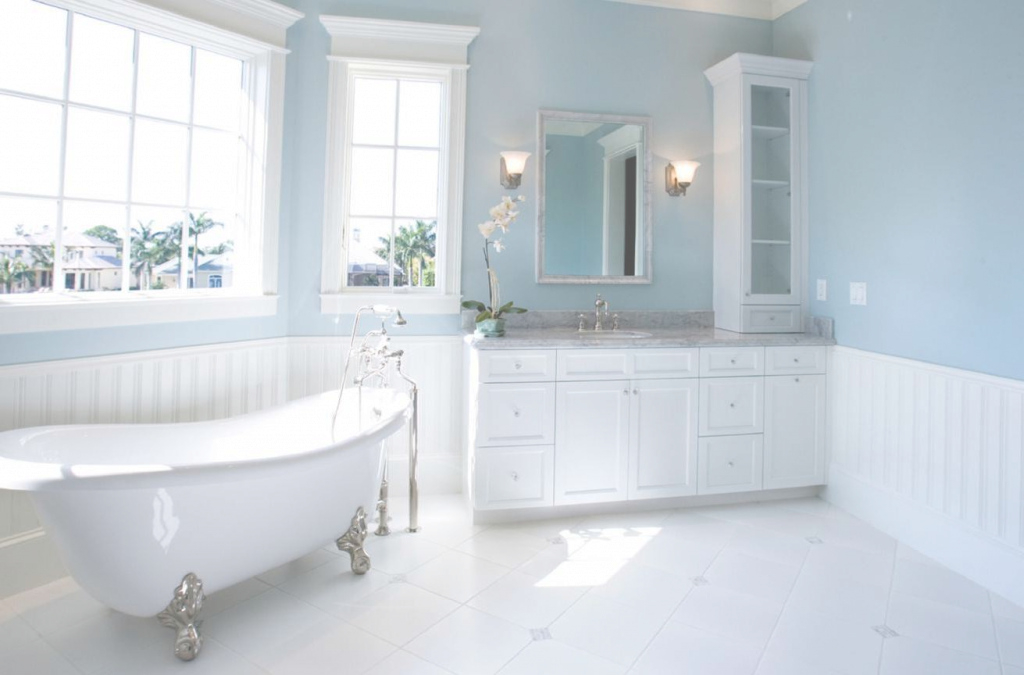 Elite Paint Colors Bathroom - The Best Advice For Color Selection Is To throughout Blue Bathroom Paint