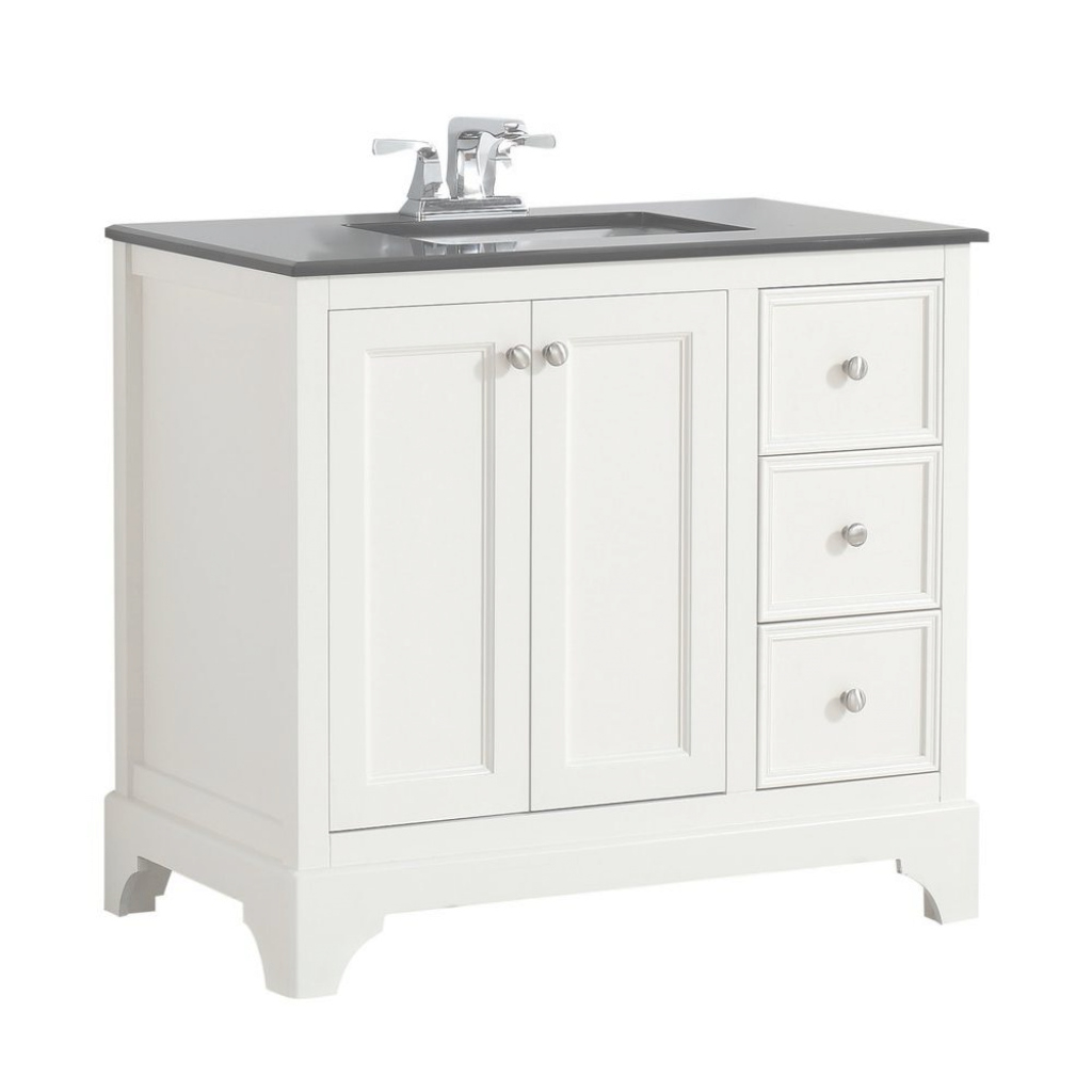 Elite Photos: 36 Bathroom Vanity With Granite Top, - Longfabu throughout Awesome 36 Inch Bathroom Vanity With Top