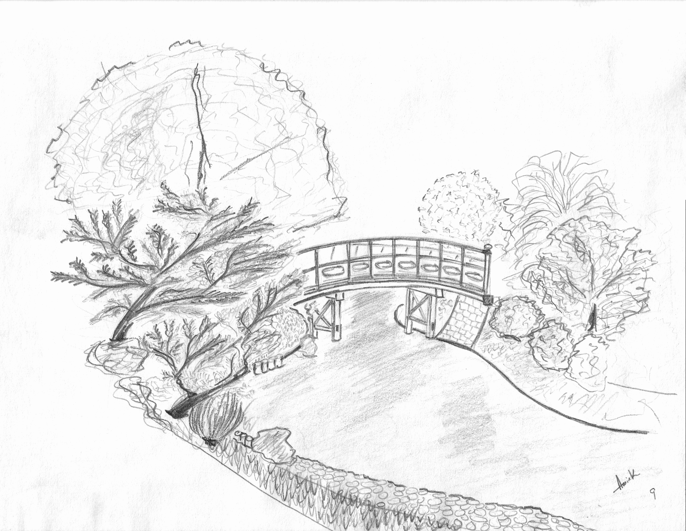 Elite Picture 27 Of 49 - Landscape Drawing Ideas Elegant Landscape with Landscape Drawing Ideas