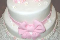 Elite Pink Shoes Baby Shower Cake – Custom Cakes In Lahore throughout Lovely Baby Girl Shower Cake Ideas