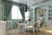 Elite Pleasant Light Blue Dining Room Chairs Minimalist With Window Ideas pertaining to Light Blue Dining Room