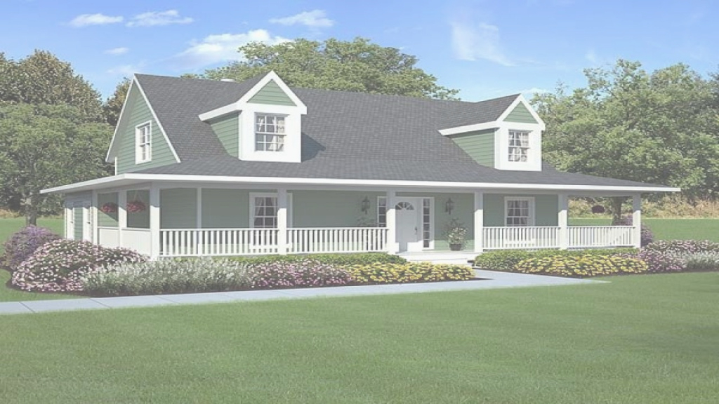 Elite Ranch House With Wrap Around Porch Plans | Bakerstreetbricolage regarding Country Homes With Wrap Around Porch