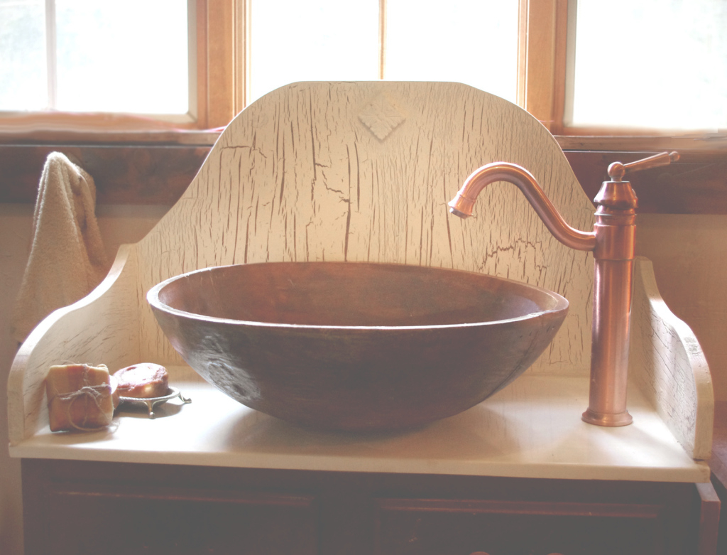 Elite Reader Submission: Diy Vessel Sink | Diy Del Ray inside Sink Bowls For Bathroom