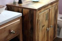 Elite Reclaimed Bathroom Vanity Reclaimed Bathroom Vanity Reclaimed with regard to Luxury Barnwood Bathroom Vanity