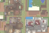 Elite Sims 2 House Designs Eco Bedroom Ripping Floor Plans - Musicdna with Sims 2 House Layout