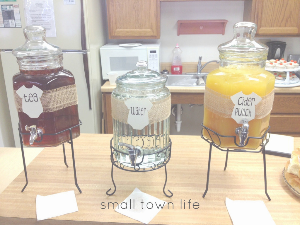 Elite Small Town Life: {Gender Neutral} Fall Baby Shower inside New Fall Baby Shower