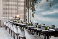 Elite State Buildings | Wildflower Private Dining Room – State Buildings within Elegant Private Dining Rooms Perth